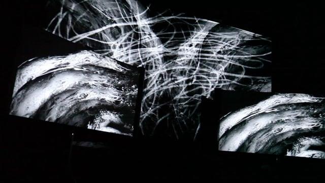 Sougwen Chung Sepalcure Audiovisuals 2012