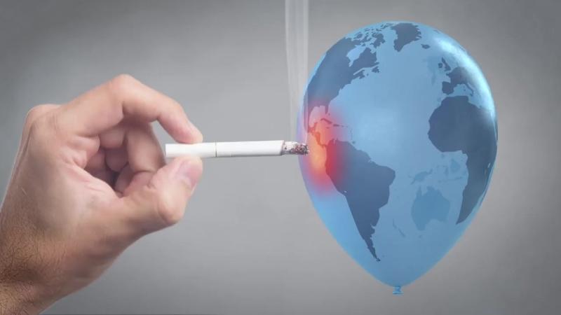 Всемирный день без табака 2017