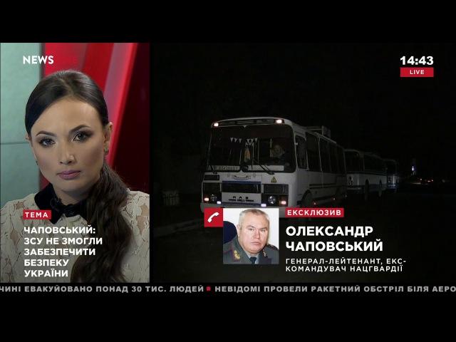 Чаповский силу удара, которую показала РФ на учениях Запад-2017, не выдержит никто...