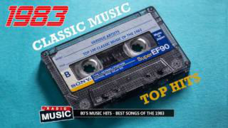 80s Golden Oldie Songs - Best Songs of 1983s - 80s Greatest Music Hits - Unforgettable 80s Hits