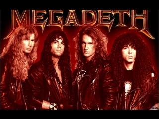 Megadeth / Видеография / VHS
