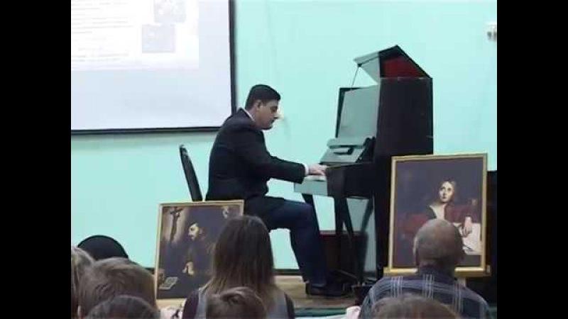 Новогодняя музыкальная встреча в ПАТИСЕ