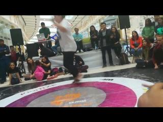 RMT house dance battle 1x1 final