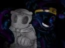 Nightmare sans song-i'm the bad guy-(я злой парень)- [рус\eng]