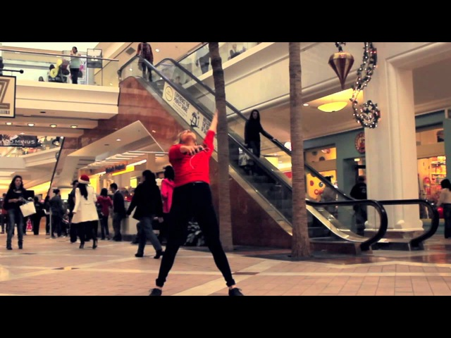 Dance Like Nobody's Watching Mall