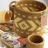 Вяжу крючком| Вязаные ковры, корзины, пуфы