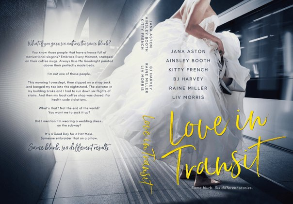 Love in Transit Anthology - Jana Aston, Ainsley Booth