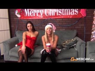 Рождественское шоу tasha reign (anal, interracial, big dick, new porn, big tits, hardcore, lesbian, threesome, milf, blonde)