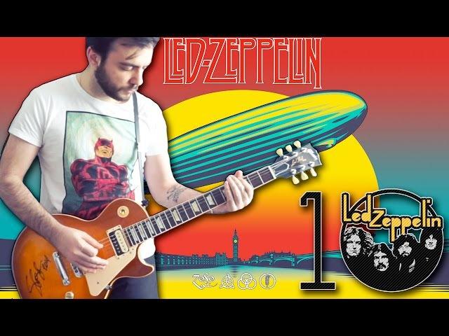 Top 10 Riffs Led Zeppelin