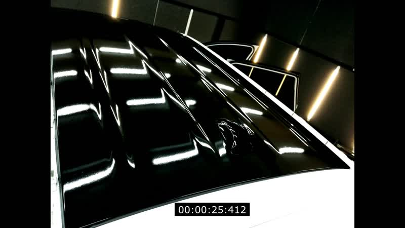 Intro KIA Sorento Prime wrapping Avery Dennison gloss black