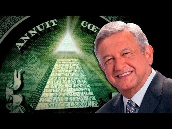 Lopez Obrador - La Falsa Esperanza de México - Francmasón Expuesto