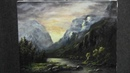 Paint with Kevin Hill - A Misty Evening