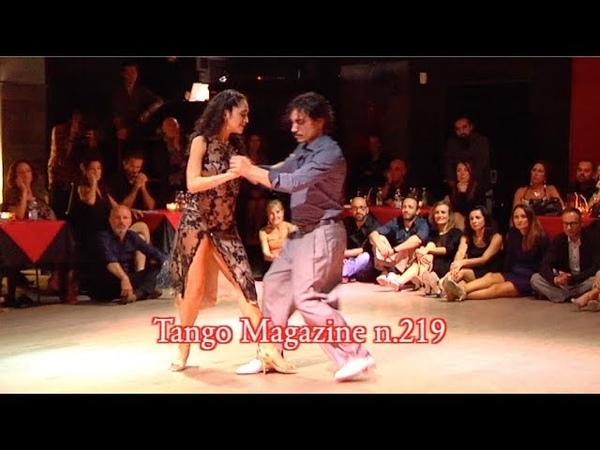 Tango Magazine n.219 -Gaston Torelli y Mariana Dragone
