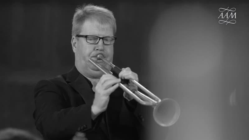 G. F. Händel - Messiah, HWV 56 -The Trumpet Shall Sound from - Christopher Purves David Blackadder AAM [Richard Egarr]