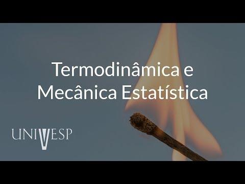 Termodinâmica e Mecânica Estatística Apresentação da disciplina