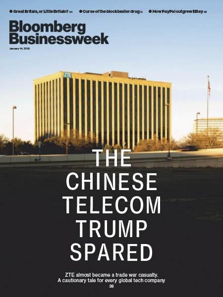 Bloomberg Businessweek USA 01.14.2019