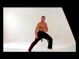 Jean-claude van damme - karate photo shoot (жан-клод ван дамм - каратэ фотосессия)