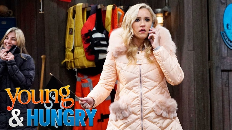 "Young and Hungry / Молодые и голодные 5x13 ""Young Communication"" Promotional Photos Season 5 Episode 13"