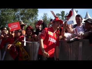 ГП Испании 2019. Ferrari