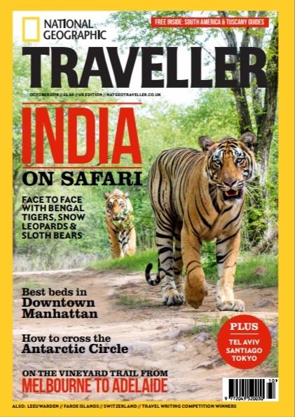 National Geographic Traveller UK - October 2018