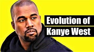 The Evolution Of Kanye West (Ye Album) 1996 - 2018 ()