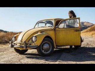 Бамблби / Bumblebee (2018) Дублированный тизер-трейлер HD
