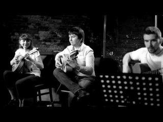 """Raiz Latina (Quartet) """"Caminho do Meio"""" by Douglas Lora"""