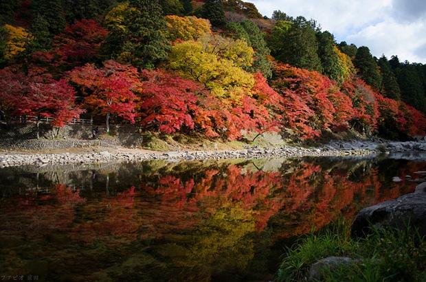 Осень в Японии. Самые красивые места, изображение №3