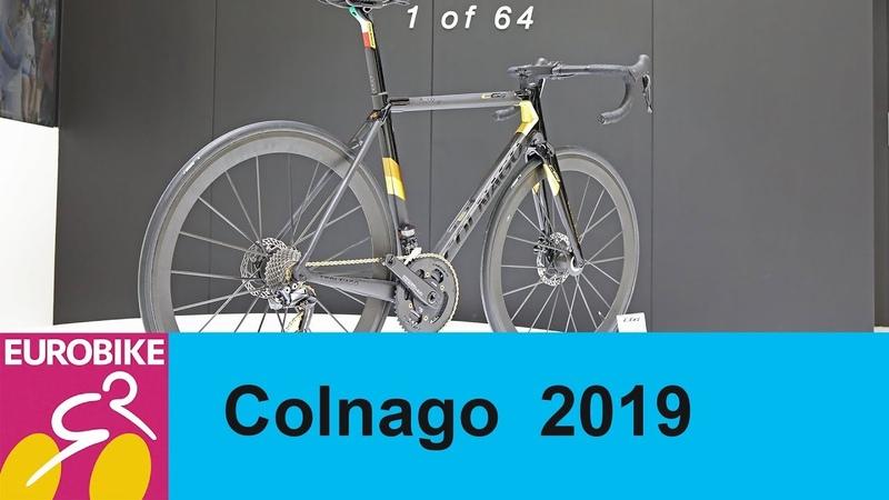Colnago 2019 Presentation - Eurobike 2018