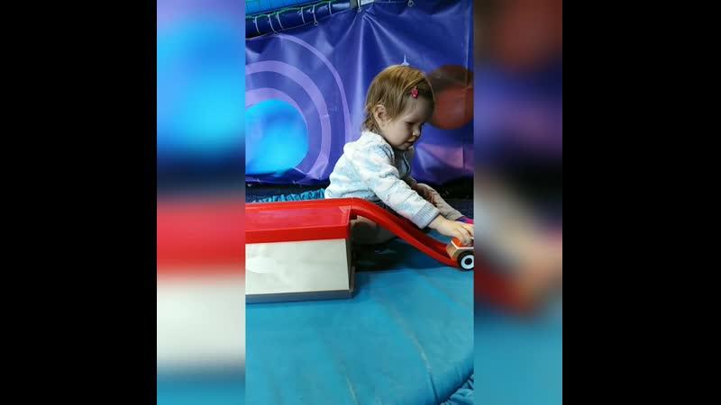 обзорысЕсенькой Детская комната Киндерлэнд на Молдавской