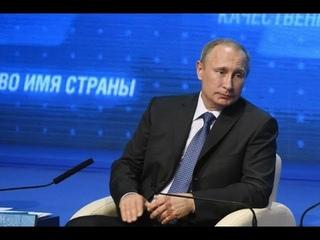 Западные СМИ сообщают, что Путин «объявил крах гегемонии США»