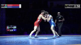 Победа Романа Власова в финале