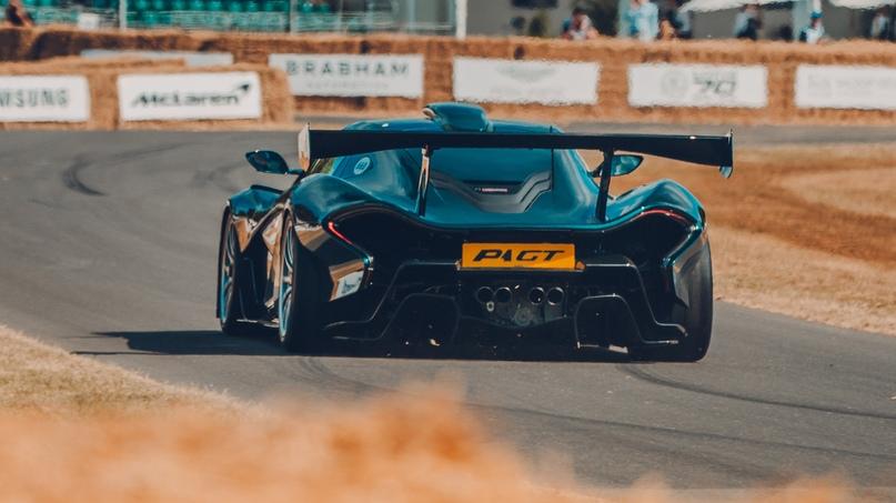 Длина имеет значение — Эволюция «длиннохвостых» McLaren, изображение №23