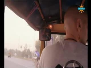 Дикая гонка Тук-тук - Wild race Tuk-tuk - 07
