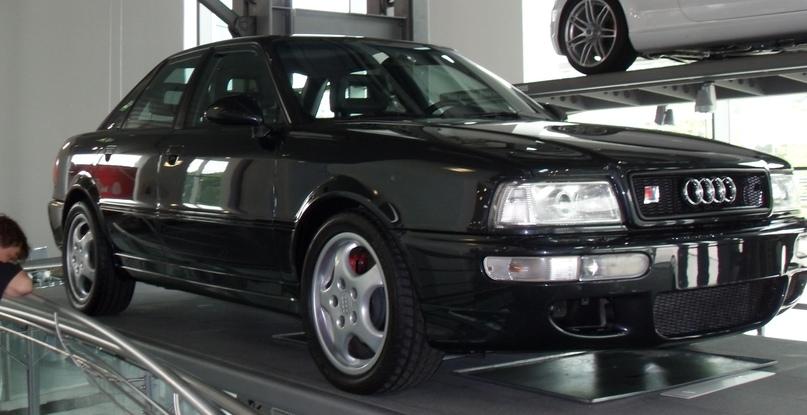 1994 Audi Avant RS2 — Авто подарившее жизнь Порше, изображение №15