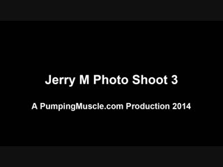 [720]  Jerry M #3 (Pumping Muscle) (Wrestling)