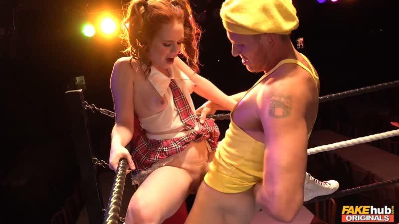 Ella Hughes - Knockouts: Teen Machine VS Bulldozer