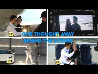 Behind the Scenes of Asher Angel's New Music Video With Annie LeBlanc,Wiz Khalifa (One Thought Away)