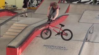 НАШ ВМХ: Александр Марков для Otvaga BMX