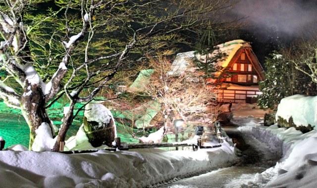 Зима в Японии. Лучшие места для посещения, изображение №4