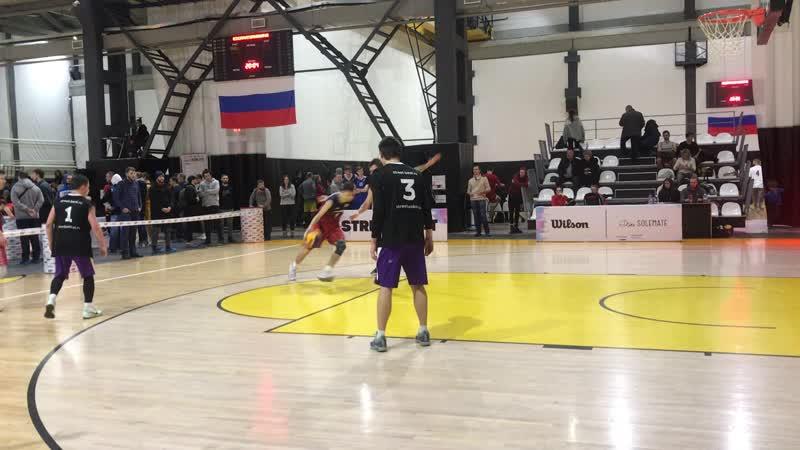 Ночная лига 3х3 Москва 1 тур Центр Уличного Спорта Подмостом 1 4