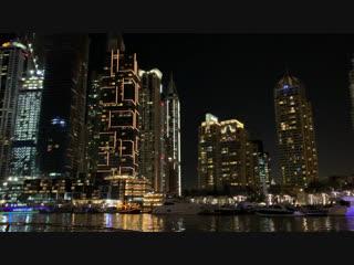 Будущее наступило... Дубай Марина