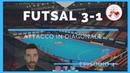 Futsal 3-1 [EP.4]: attacco in Diagonale