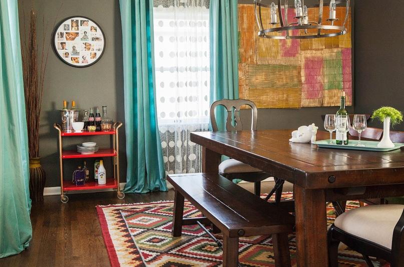 Как преобразить любую комнату с помощью штор, изображение №15