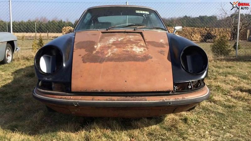 Porsche 911T Restoration Project