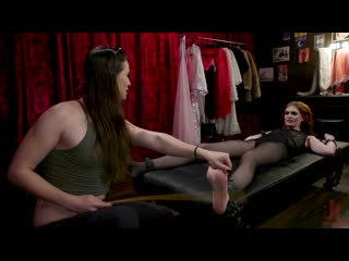 [Kink] Maya Kendrick, Jenna Creed - Starlet Punishment: Maya Kendrick Learns a Hard Lesson from Jenna Creed  Shemale