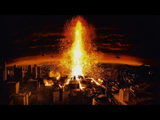 Вулкан / Volcano. 1997. 1080p Юрий Живов. VHS
