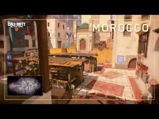 NUEVO MAPA BLACK OPS 4!TRAILER OFICIAL MOROCCO