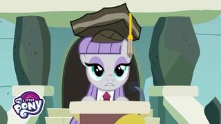 MLP: Friendship is Magic Season 7 - Maud Pie is Valerocktorian  Official Clip