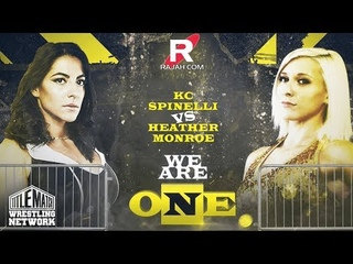 Heather Monroe vs KC Spinelli - We Are One - Women's Wrestling - Las Vegas